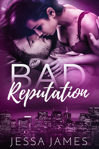 book cover for Bad Reputation by Jessa James