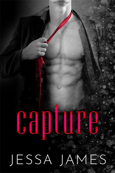 book cover for Capture by Jessa James