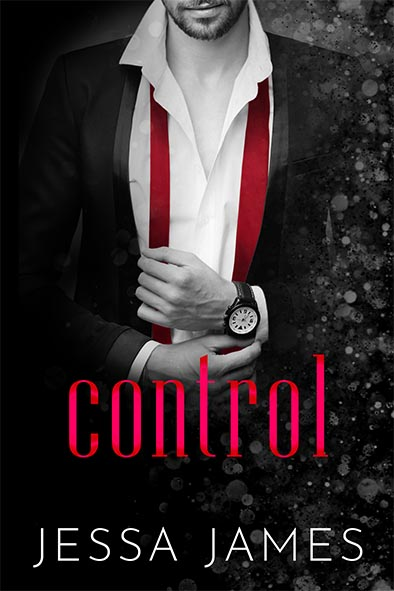 book cover for Control by Jessa James