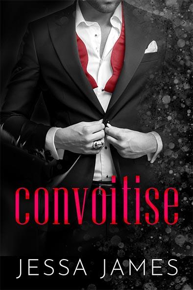couverture de livre pour Convoitise par Jessa James