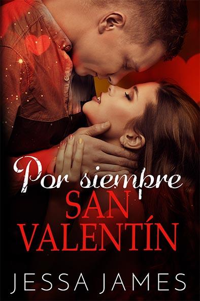 tapa del libro para Por siempre San Valentín por Jessa James