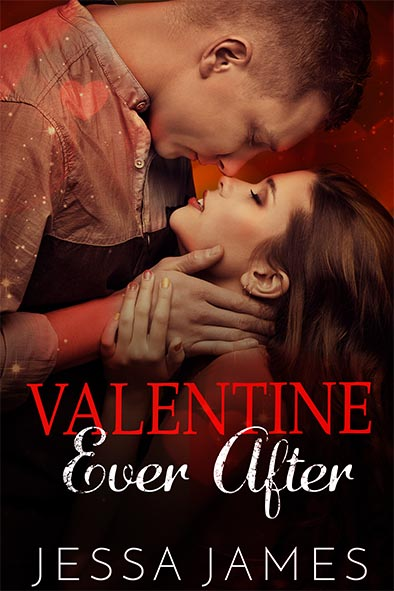book cover for Valentine Ever After by Jessa James